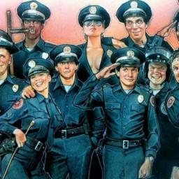 Afleveringplaatje van Gamersnet Filmhuis #4   Police Academy