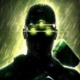 Afleveringplaatje van Gamersnet Fanzone #9 | Splinter Cell