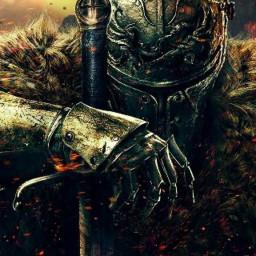 Afleveringplaatje van Gamersnet Fanzone #3 | Dark Souls