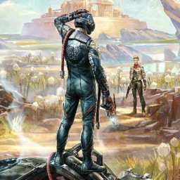 Afleveringplaatje van GN Podcast Review - The Outer Worlds
