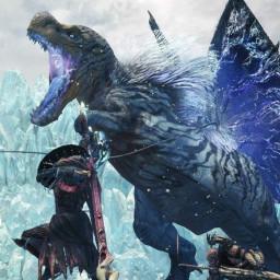 Afleveringplaatje van GN Podcast Review: Monster Hunter World Iceborne