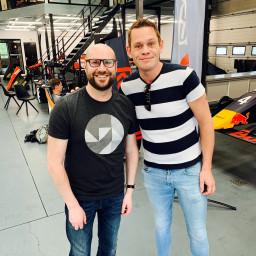 Afleveringplaatje van Gamersnet Podcast Extra: In gesprek met Lee Mather van F1 2019