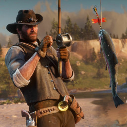 Afleveringplaatje van Gamersnet Podcast #38: Red Dead Redemption 2 is nu al game van het jaar
