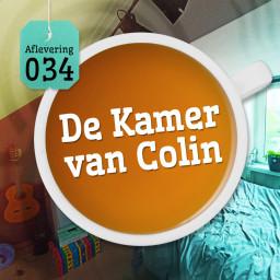 Afleveringplaatje van Aflevering 34: De Kamer van Colin