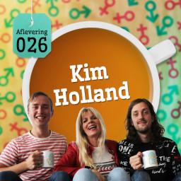 Afleveringplaatje van Aflevering 26: Kim Holland