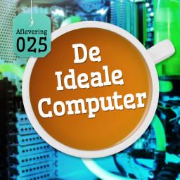 Afleveringplaatje van Aflevering 25: De Ideale Computer