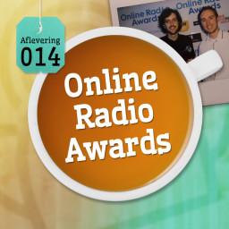 Afleveringplaatje van Aflevering 14: Online Radio Awards