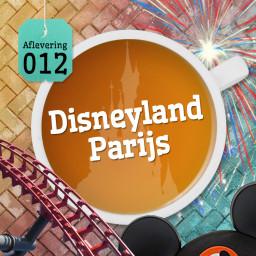 Afleveringplaatje van Aflevering 12: Disneyland Parijs