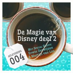 Afleveringplaatje van Aflevering 4: De Magie van Disney, deel 2