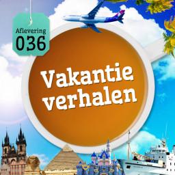 Afleveringplaatje van Aflevering 36: Vakantieverhalen