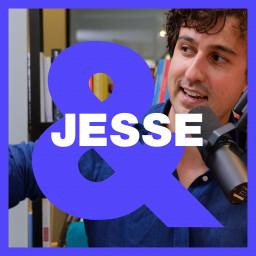 Afleveringplaatje van Trailer: Welkom bij de podcast Jesse&