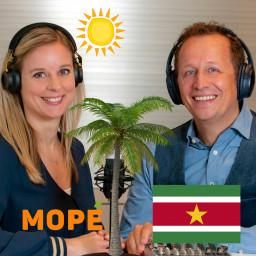 Afleveringplaatje van Een bank innoveren onder de tropische zon van Suriname