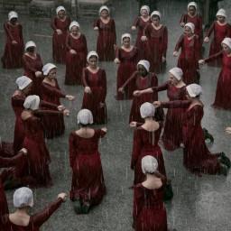 Afleveringplaatje van The Handmaids Tale & The Power