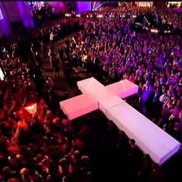 Afleveringplaatje van The Passion (en Jesus Christ Superstar!)