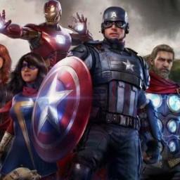 Afleveringplaatje van Gamersnet Podcast #120 | Marvel's Avengers is uit en verder niks over games