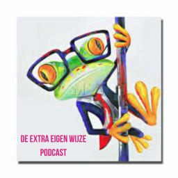 Afleveringplaatje van #2: De Extra Eigen Wijze Podcast: Over de verjaardag van Emile en de podcast met Satu Ketellapper.