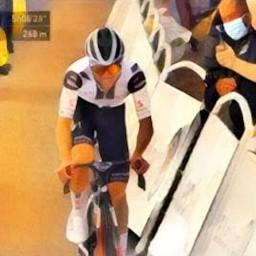 Afleveringplaatje van Etappe 12: Feest bij de Sunwebs - Marc Hirschi wint de rit!