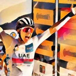 Afleveringplaatje van Etappe 15: Pogaçar pakt zijn tweede etappe op de Grand Colombier