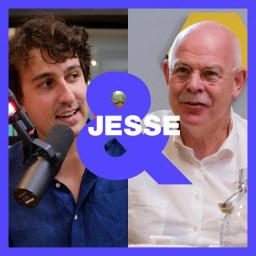 Afleveringplaatje van Politiek is topsport | Jesse& Toon Gerbrands | #4