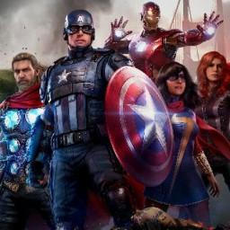 Afleveringplaatje van Gamersnet Podcast Review | Marvel's Avengers