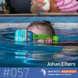 Afleveringplaatje van #057 Johan Elbers, 's Heeren Loo - Waarom je bij innovatie met één cliëntvraag moet beginnen om succesvol op te kunnen schalen
