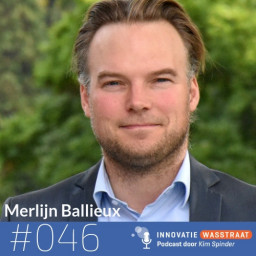 Afleveringplaatje van #046 Merlijn Ballieux - Durf het verschil te maken