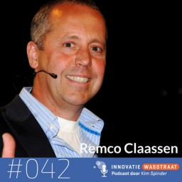 Afleveringplaatje van #042 Remco Claassen - Waarom mensen wel willen en kunnen veranderen, maar niet veranderd willen worden