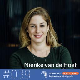 Afleveringplaatje van #039 Nienke van de Hoef - Hoe (on)misbaar is de rol van HR in wendbare organisaties?