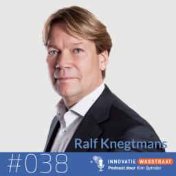 Afleveringplaatje van #038 Ralf Knegtmans, De Vroedt & Thierry - Hoe je in 9 stappen het talent van de toekomst selecteert