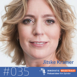 Afleveringplaatje van #035 Jitske Kramer, HumanDimensions - Hoe leer je van volken die al eeuwen innoveren? Zo!