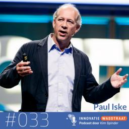Afleveringplaatje van #033 Paul Iske, Instituut voor Briljante Mislukkingen - Hoe zorg je ervoor dat je project briljant mislukt?