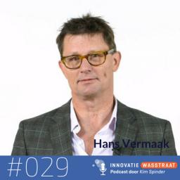 Afleveringplaatje van #029 Hans Vermaak, auteur en adviseur - Iedereen verandert, nu wij nog