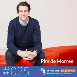 Afleveringplaatje van #025 Pim de Morree, Corporate Rebels - Wat maakt een organisatie leuk om voor te werken?