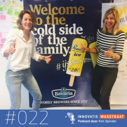 Afleveringplaatje van #022 Bavaria - Hoe ons innovatieprogramma zorgde voor de lancering van het Bavaria Radler ijsje