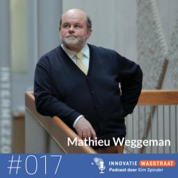 Afleveringplaatje van #017 Mathieu Weggeman, hoogleraar Organisatiekunde - De belangrijkste reden waarom innovatie mislukt: management