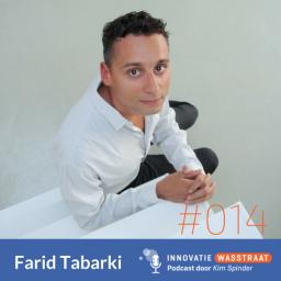 Afleveringplaatje van #014 Farid Tabarki, Studio Zeitgeist - Zeven invloedrijke trends die impact gaan hebben op jouw organisatie