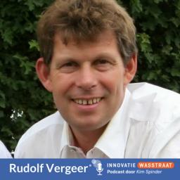 Afleveringplaatje van #013 Rudolf Vergeer, Ideas 4 seasons - Hoe je een miljoenenbedrijf runt zonder personeel