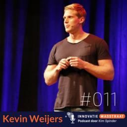 Afleveringplaatje van #011 Kevin Weijers - Hoe je ervoor zorgt dat niemand meer tegen jou klaagt