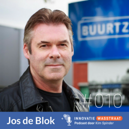 Afleveringplaatje van #010 Jos de Blok, Buurtzorg - Waarom het moeilijk is om dingen makkelijk te maken