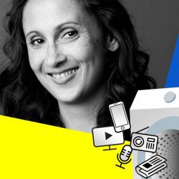 Afleveringplaatje van S1 AFL 4: Bonte Was Podcast met Karin Sitalsing