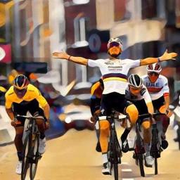Afleveringplaatje van Roglic wint Luik Bastenaken Luik & de Giro is van start - met Nynke de Jong