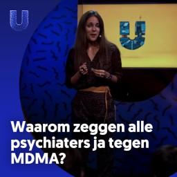 Afleveringplaatje van 238. Waarom zeggen alle psychiaters ja tegen MDMA?