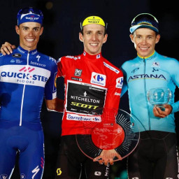Afleveringplaatje van Vuelta 2018: De Grote Nabeschouwing (& Yates won)