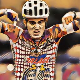 Afleveringplaatje van Mads Pedersen wint Gent Wevelgem - Guerreiro pakt de etappe in de Giro