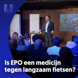 Afleveringplaatje van 244. Is EPO een medicijn tegen langzaam fietsen?