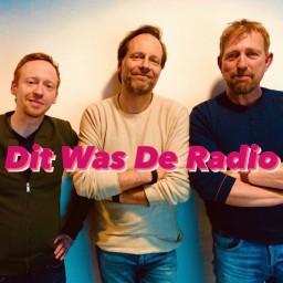 Afleveringplaatje van S3 E01 Dit Was De Radio - Januari 2020