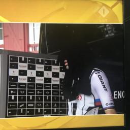 Afleveringplaatje van La grande Finale - Nabeschouwing van de Tour de France