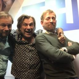 Afleveringplaatje van S2 E16 100 Jaar Radio - Promo's, Jingles en Vormgeving | met Eddy Keur