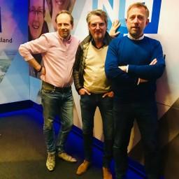Afleveringplaatje van S2 E14 100 Jaar Radio - Is Veronica het hart van de Nederlandse radio? III met Erik de Zwart