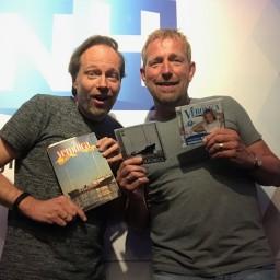 Afleveringplaatje van S2 E13 100 Jaar Radio - Is Veronica het hart van de Nederlandse radio? II met Erik de Zwart